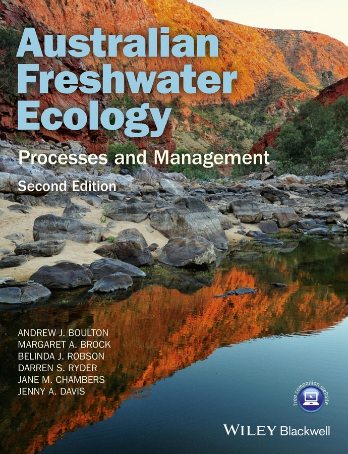 Jenny Davis Australian Freshwater Ecology. Processes and Management frederick water management and agricultural development