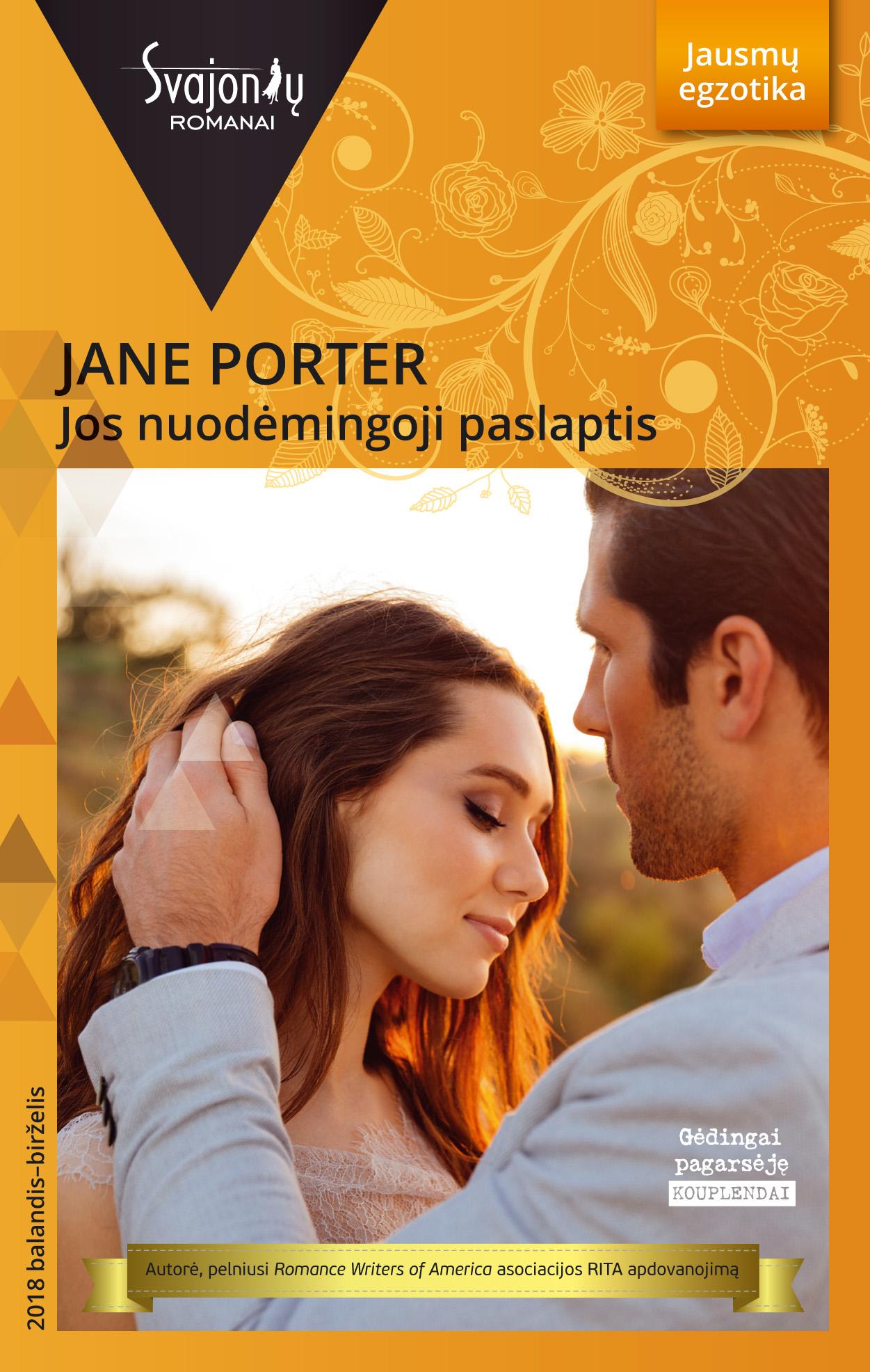 Jane Porter Jos nuodėmingoji paslaptis at26df321 su