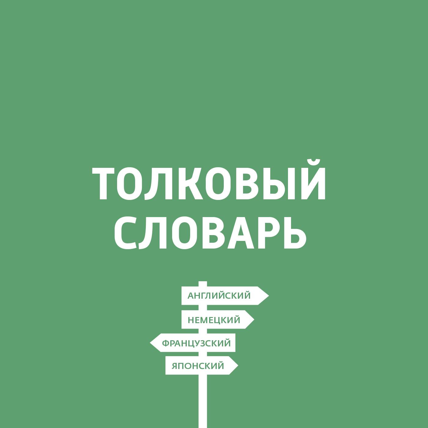 Дмитрий Петров Толковый словарь. Испанский язык. Часть 2
