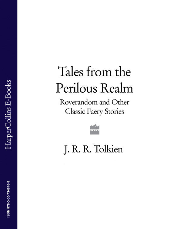 Alan Lee Tales from the Perilous Realm: Roverandom and Other Classic Faery Stories ladybird tales classic stories to share