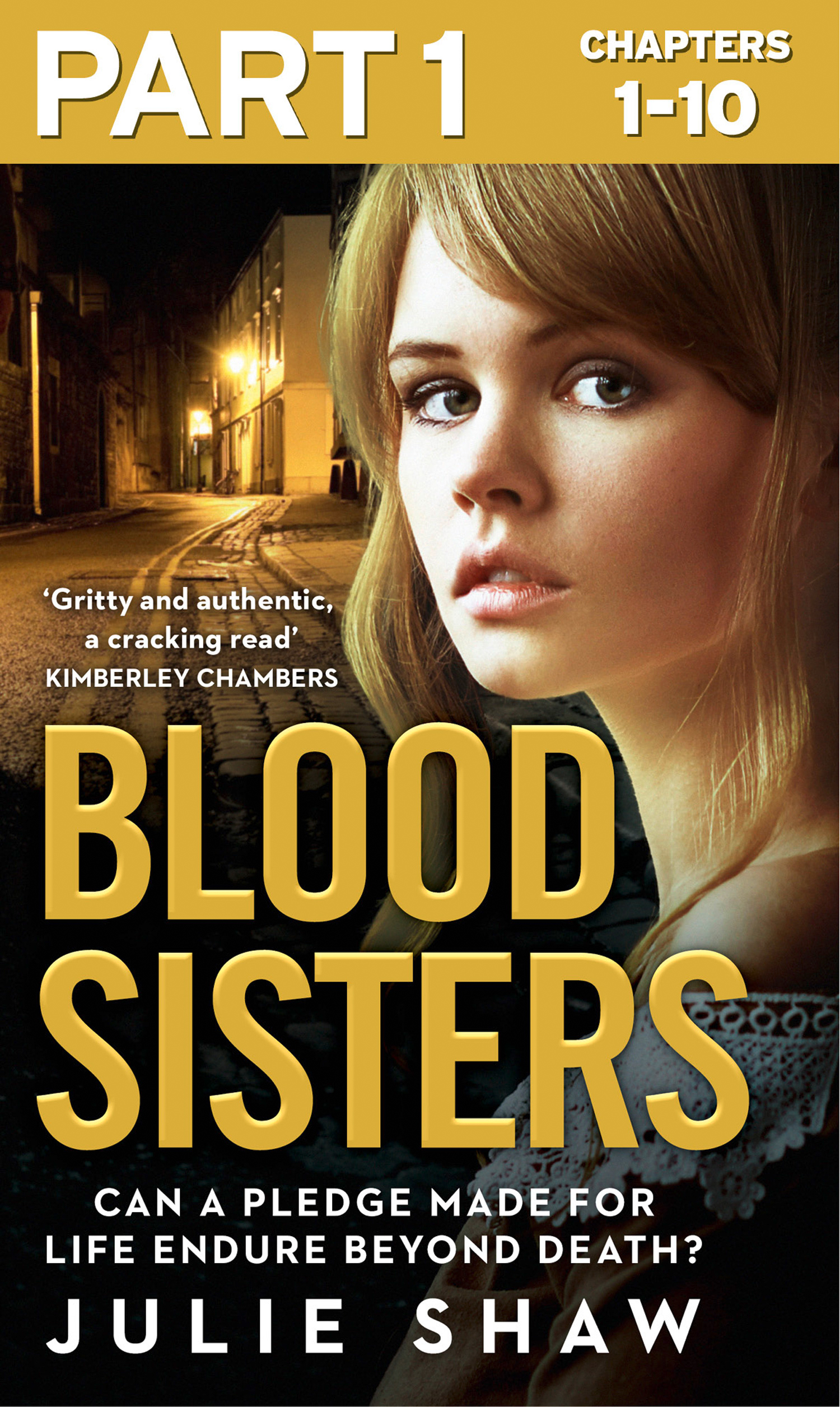 Julie Shaw Blood Sisters: Part 1 of 3: Can a pledge made for life endure beyond death? julie shaw bad blood