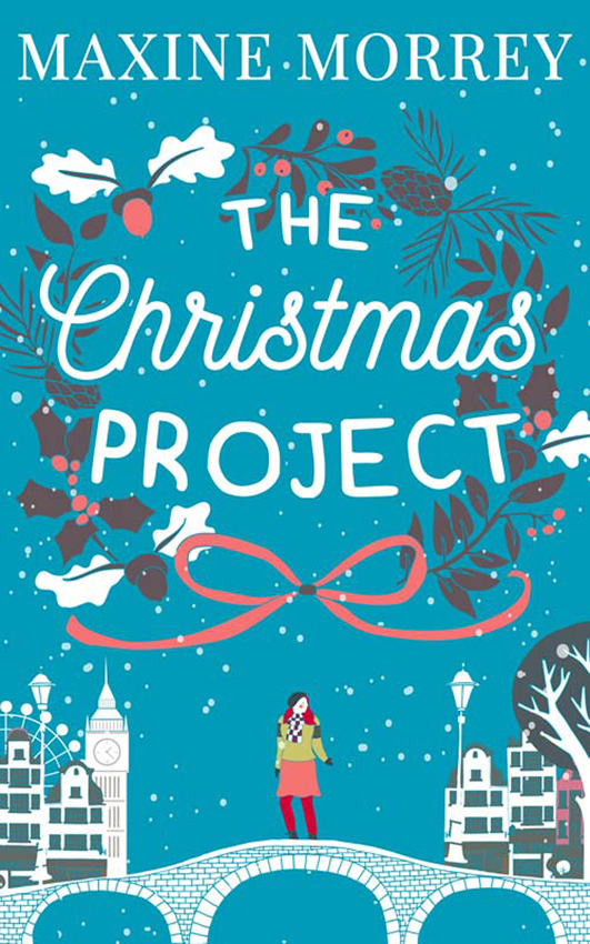Maxine Morrey The Christmas Project: A laugh-out-loud romance from bestselling author Maxine Morrey jaimie admans the chateau of happily ever afters a laugh out loud romcom