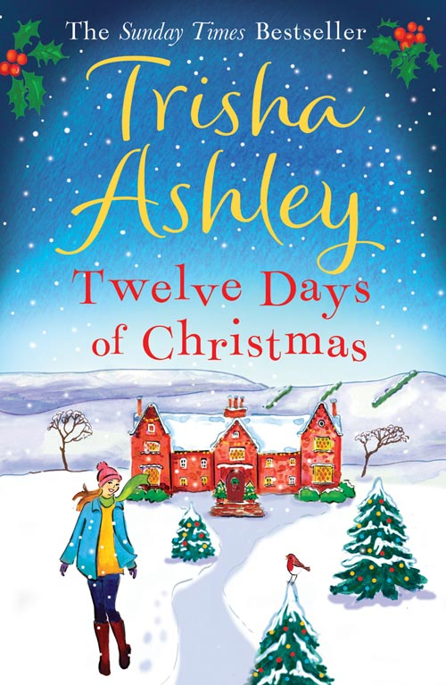 Trisha Ashley Twelve Days of Christmas: A bestselling Christmas read to devour in one sitting!