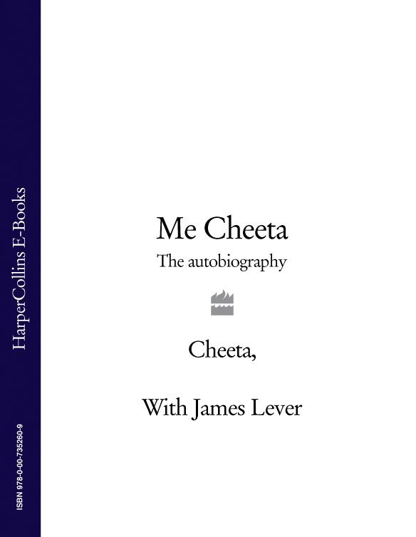Me Cheeta: The Autobiography
