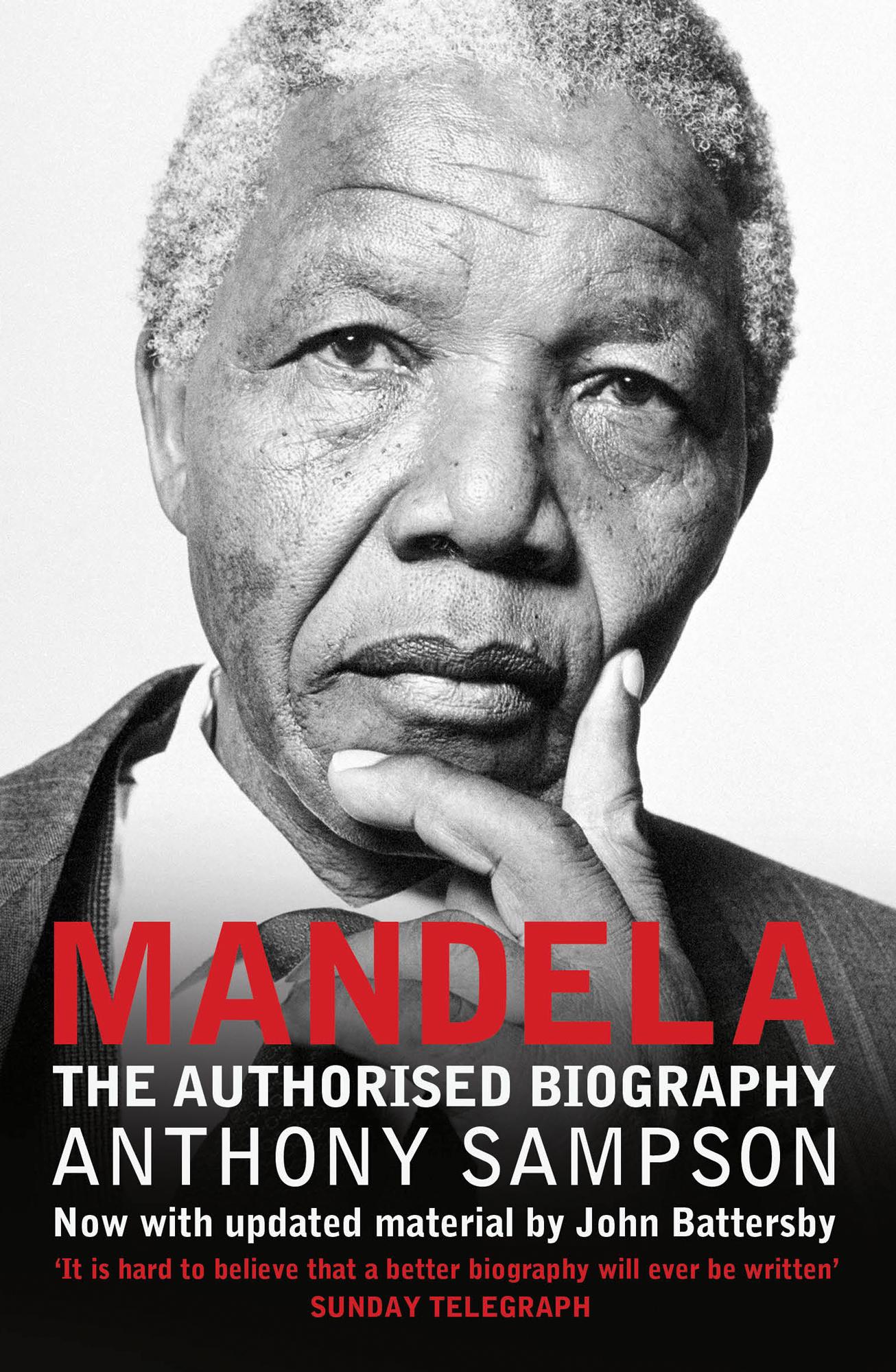 Anthony Sampson Mandela: The Authorised Biography south african style
