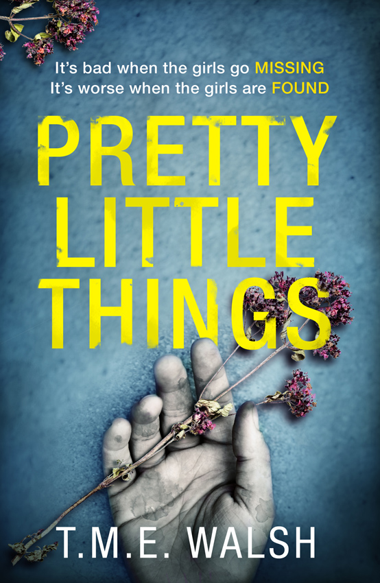T.M.E. Walsh Pretty Little Things: 2018's most nail-biting serial killer thriller with an unbelievable twist pretty things pretty things sweet pretty things