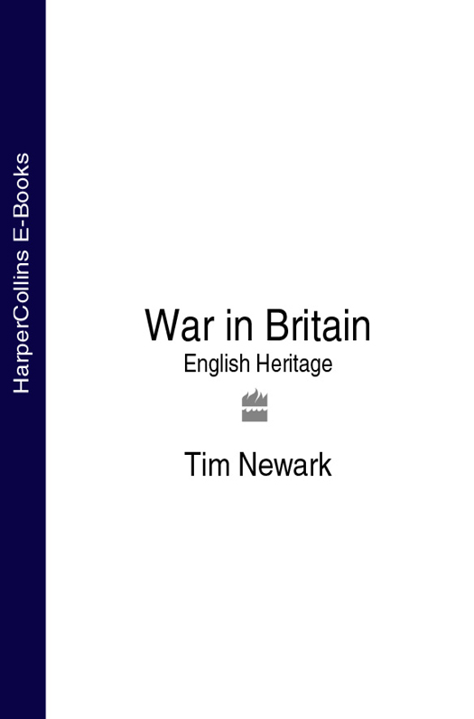 Tim Newark War in Britain: English Heritage colour films in britain