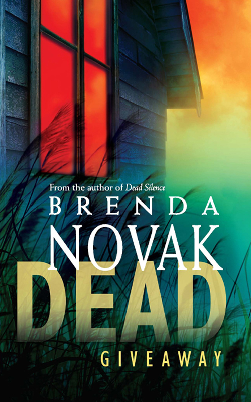 Brenda Novak Dead Giveaway brenda novak cold feet
