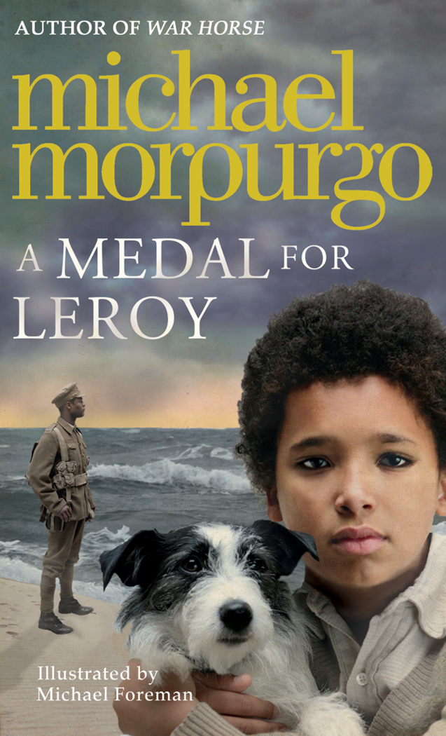 цена на Michael Morpurgo A Medal for Leroy