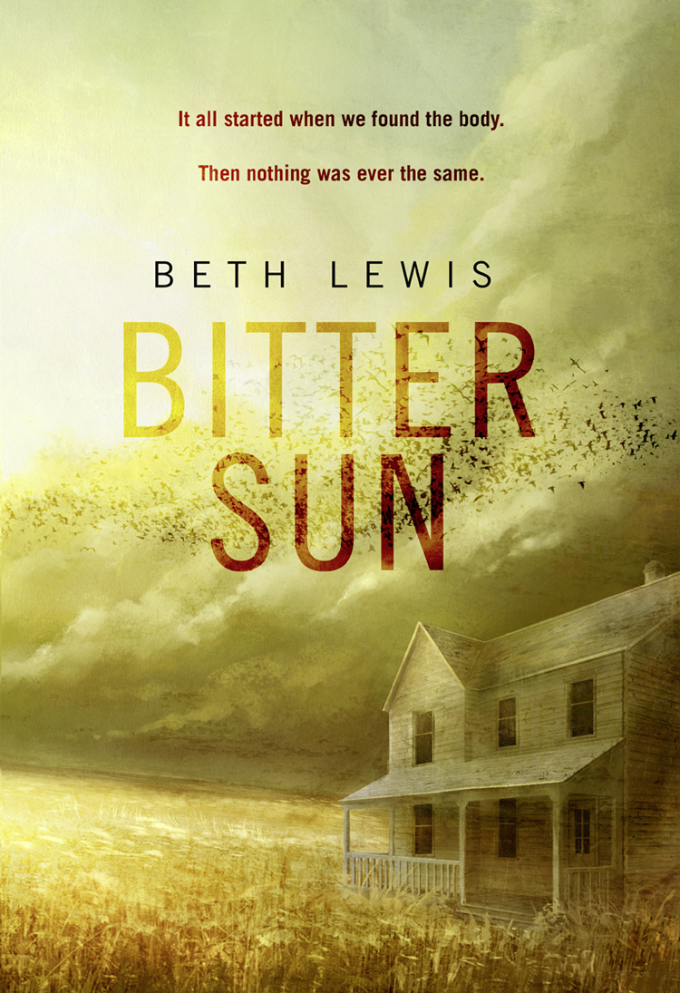 Beth Lewis Bitter Sun the lake of darkness