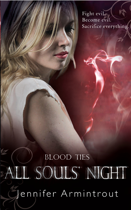 Jennifer Armintrout Blood Ties Book Four: All Souls' Night jennifer armintrout blood ties book one the turning