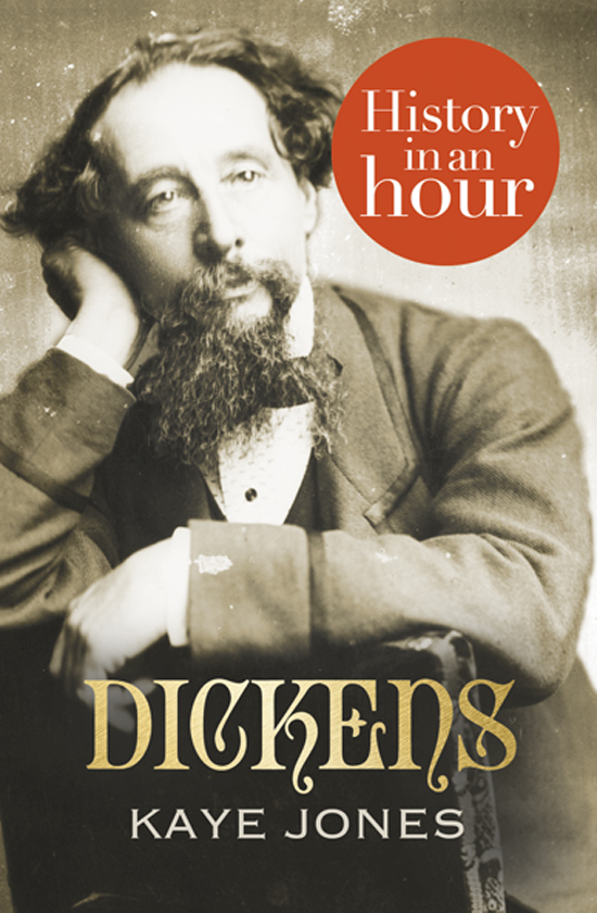 Kaye Jones Dickens: History in an Hour rupert colley 1914 history in an hour