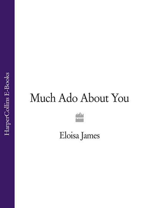 Eloisa James Much Ado About You about you футболка