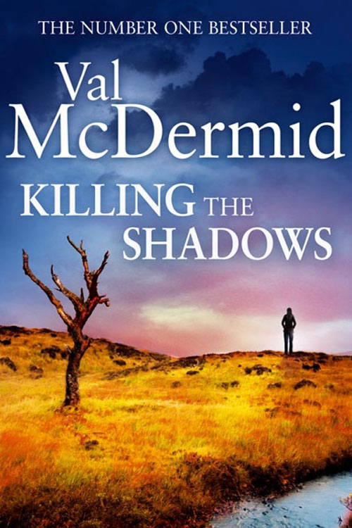 Val McDermid Killing the Shadows худи print bar twerking is not a crime