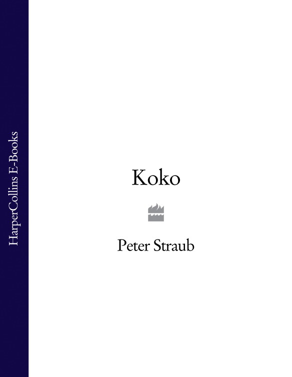 Peter Straub Koko peter straub in the night room