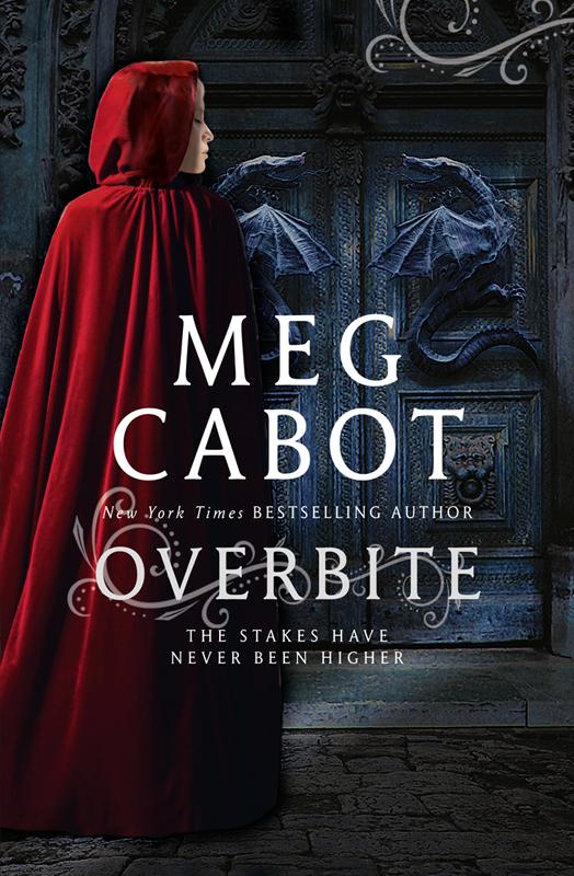Meg Cabot Overbite