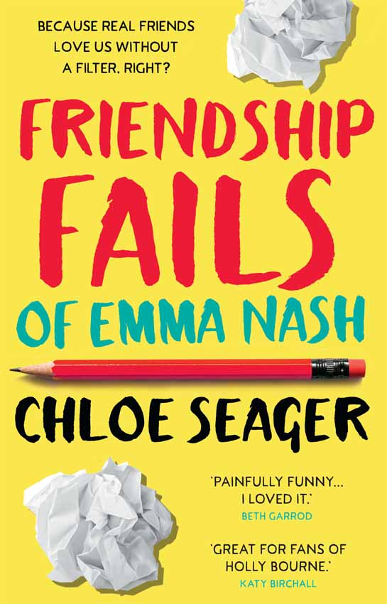 Chloe Seager Friendship Fails of Emma Nash famous fails page 3