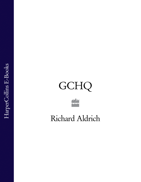 Richard Aldrich GCHQ henry aldrich the rudiments of the art of logic literally tr from the text of aldrich with explanatory notes
