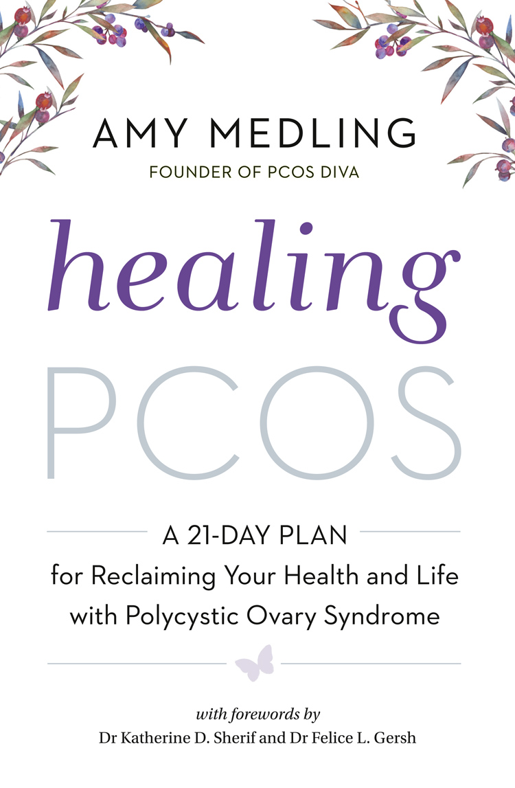 Amy Medling Healing PCOS gaynor bussell pcos for dummies