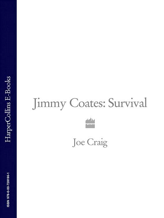 Joe Craig Jimmy Coates: Survival jhorden austin his deadly weapon