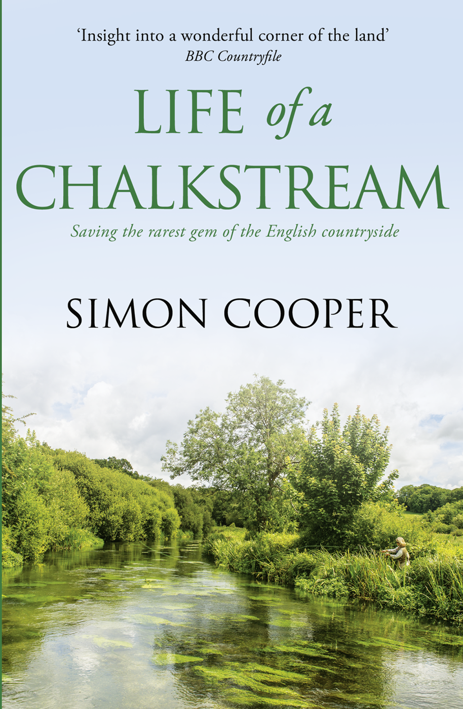 Simon Cooper Life of a Chalkstream the jews in the greek age paper