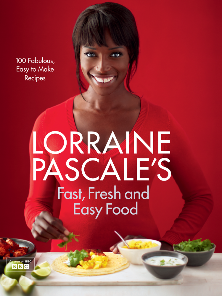 Lorraine Pascale Lorraine Pascale's Fast, Fresh and Easy Food salads