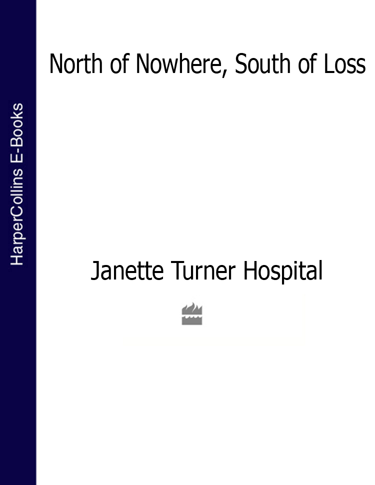 Janette Turner Hospital North of Nowhere, South of Loss