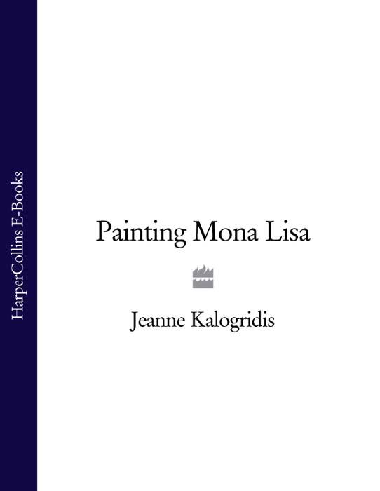 Jeanne Kalogridis Painting Mona Lisa jeanne kalogridis painting mona lisa