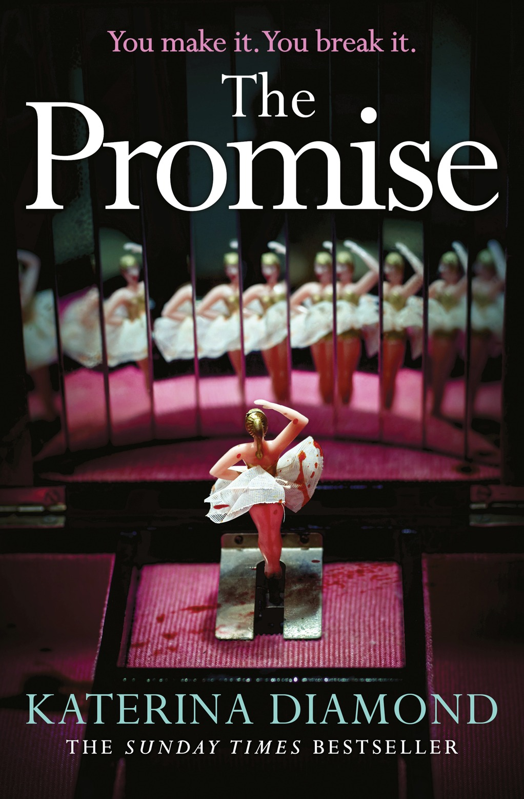 Katerina Diamond The Promise: The twisty new thriller from the Sunday Times bestseller, guaranteed to keep you up all night thor brad apostle ny times bestseller