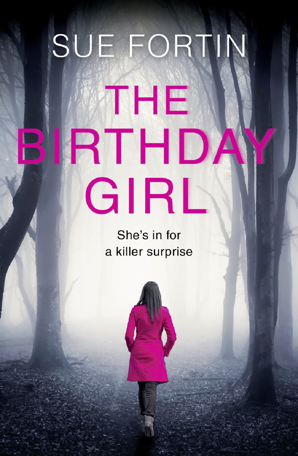 Фото - Sue Fortin The Birthday Girl: The gripping new psychological thriller full of shocking twists and lies women handbags 2018 new fashion summer chain ladies hand bags cartoon girl printed female crossbody pink casual tote k059