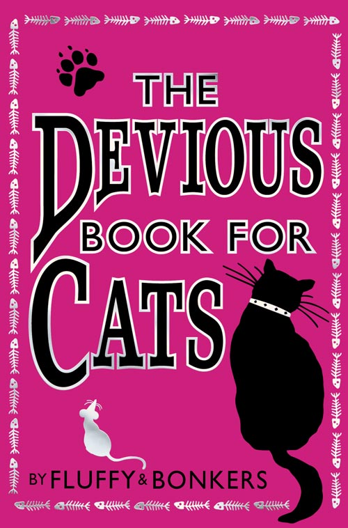 Литагент HarperCollins USD The Devious Book for Cats: Cats have nine lives. Shouldn't they be lived to the fullest? sharon sala nine lives