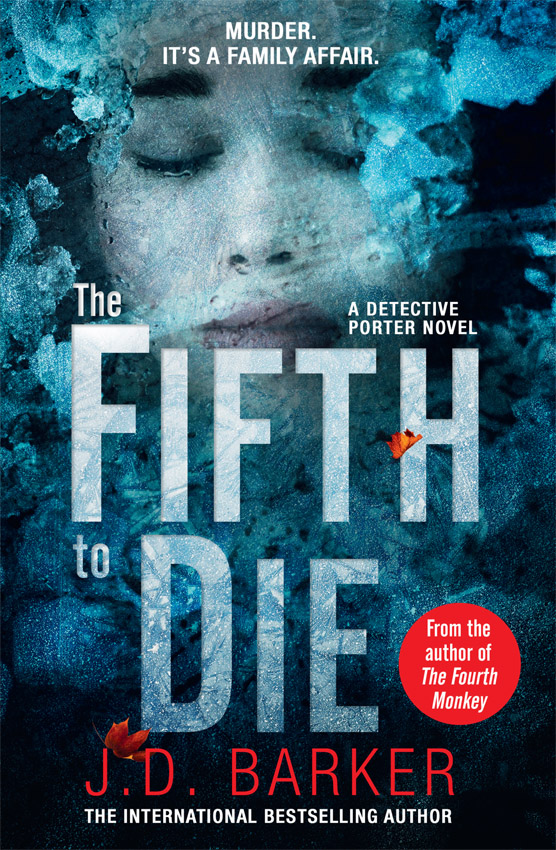 J.D. Barker The Fifth to Die: A gripping, page-turner of a crime thriller malicious a mitchum thriller