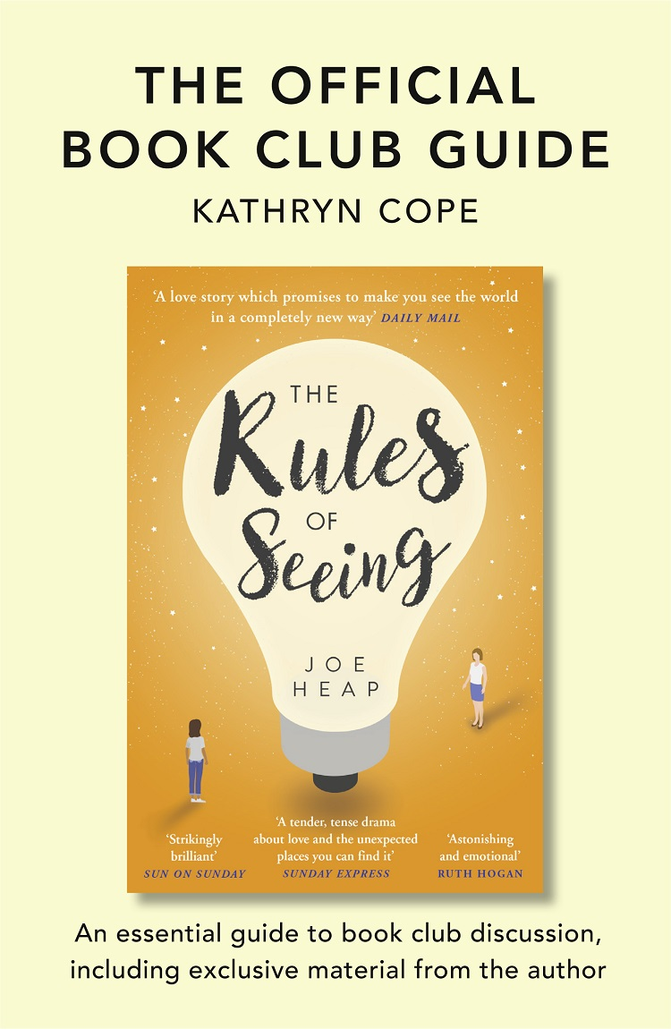 Kathryn Cope The Official Book Club Guide: The Rules of Seeing kathryn stockett the help