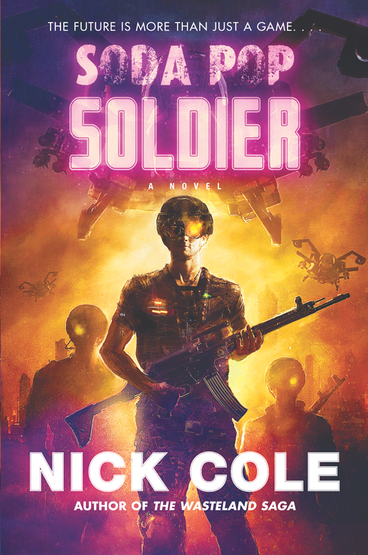 Nick Cole Soda Pop Soldier