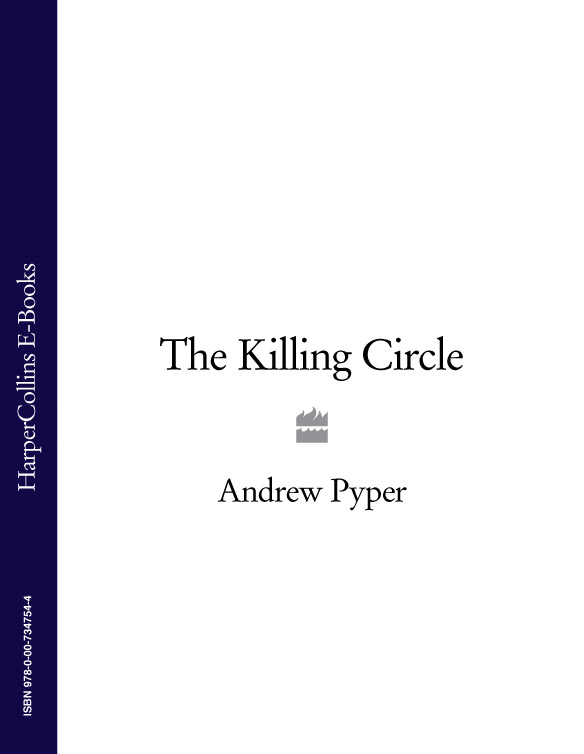 Andrew Pyper The Killing Circle copycat killing