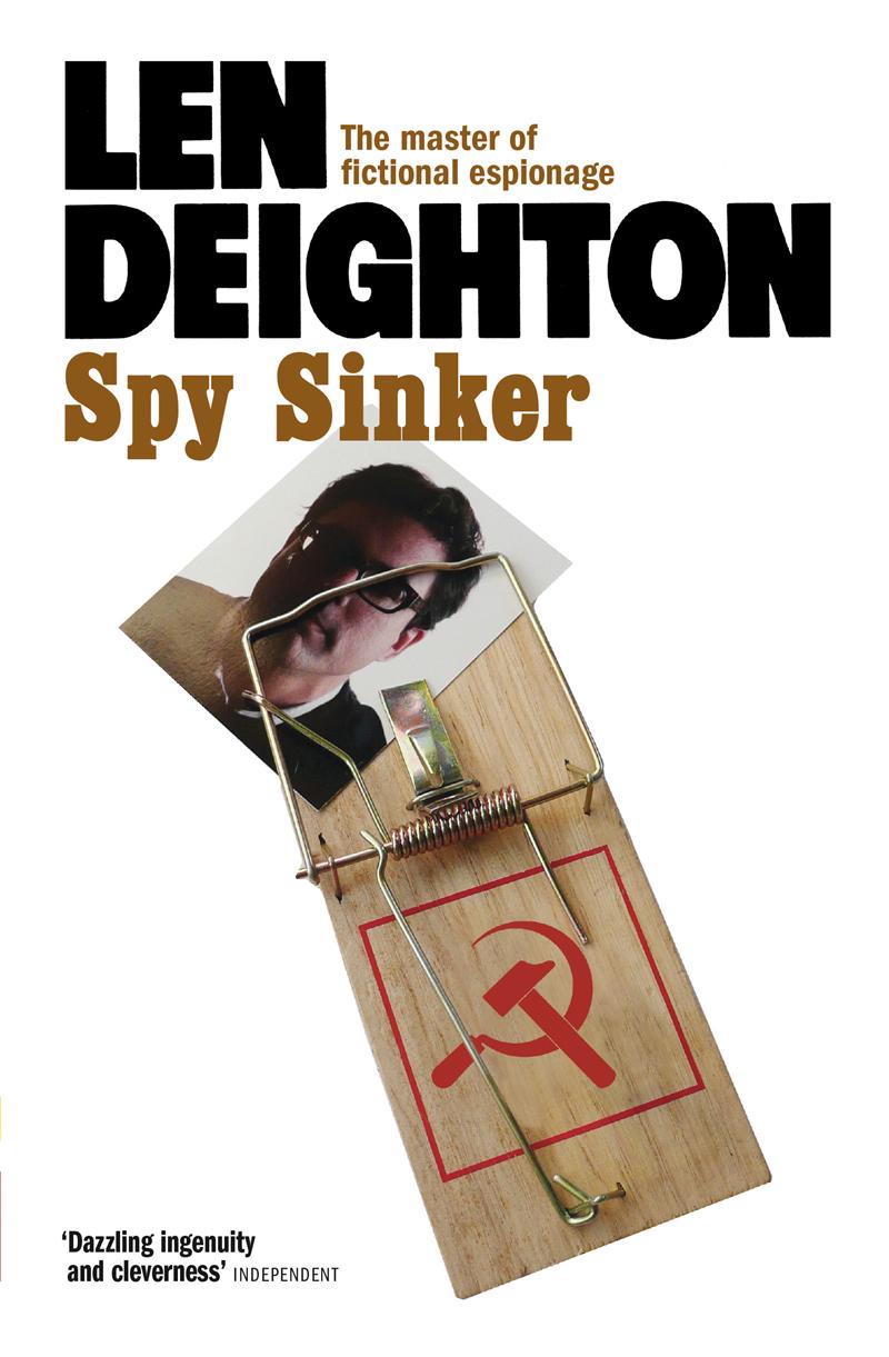 Len Deighton Spy Sinker len deighton ss gb