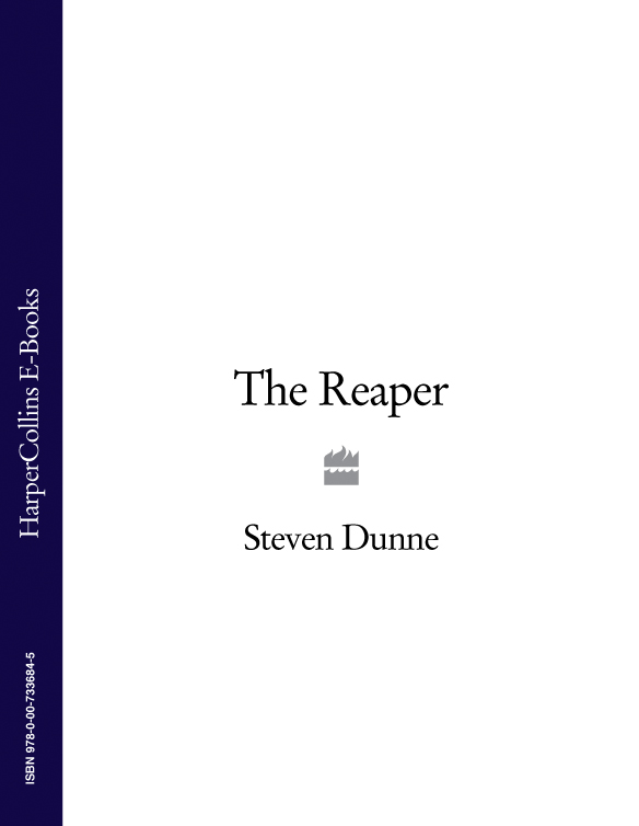 Steven Dunne The Reaper steven dunne the reaper
