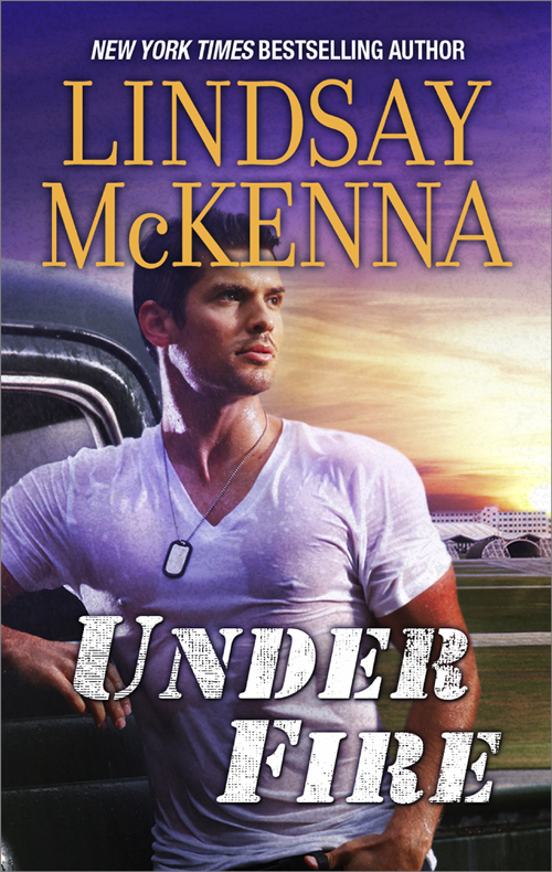 Lindsay McKenna Under Fire fire down under