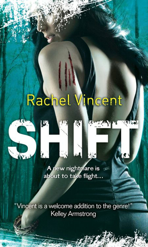 Rachel Vincent Shift rachel vincent prey