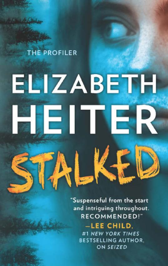 Elizabeth Heiter Stalked блейк пирс once stalked