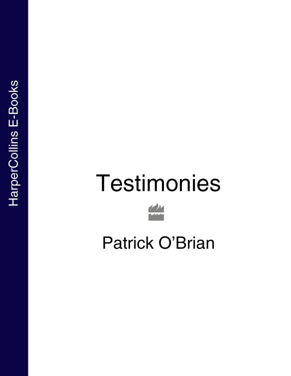 Patrick O'Brian Testimonies patrick bruel riorges