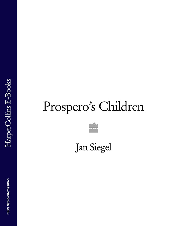Jan Siegel Prospero's Children jon siegel quick corba 3 isbn 9780471437840