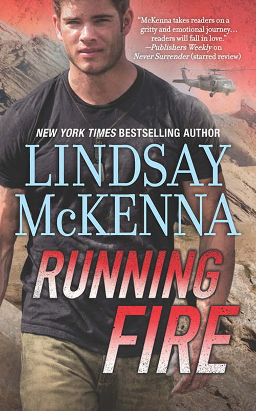 Lindsay McKenna Running Fire цена и фото