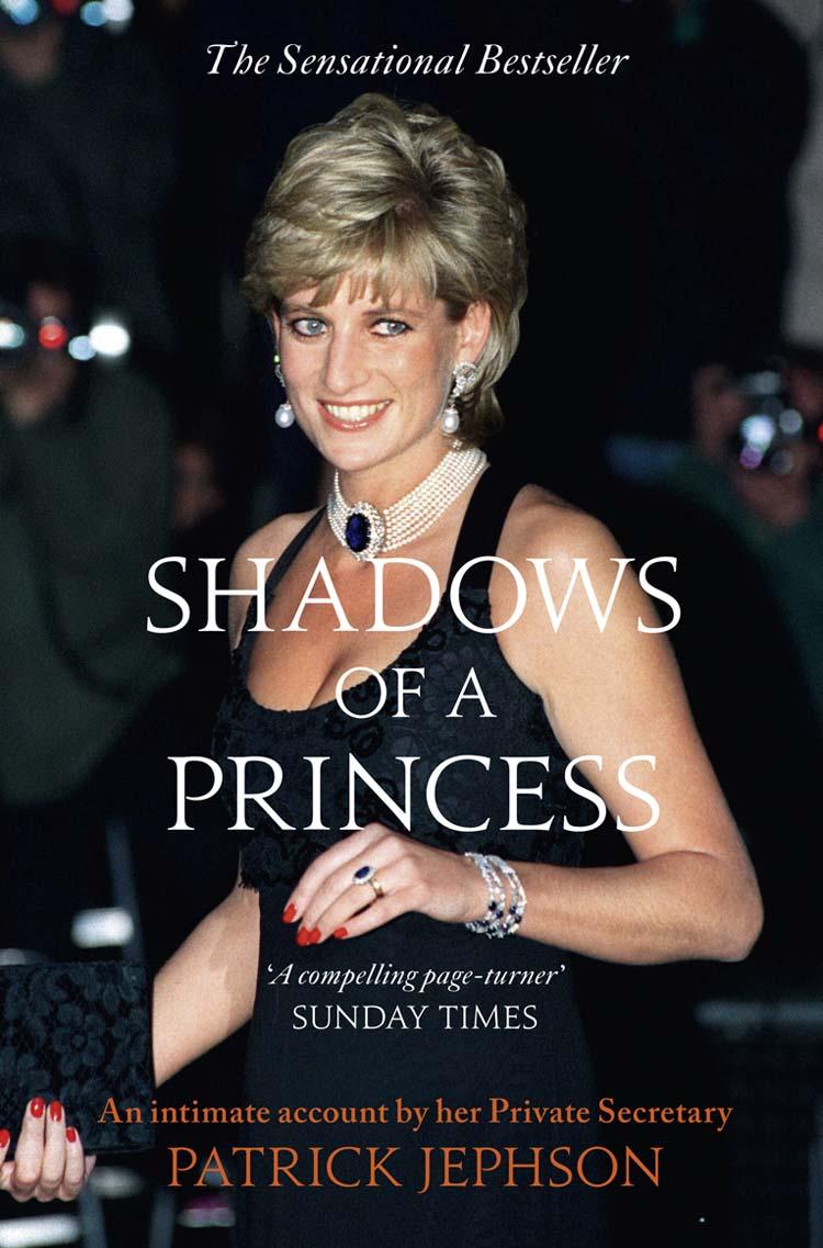 Patrick Jephson Shadows of a Princess цена
