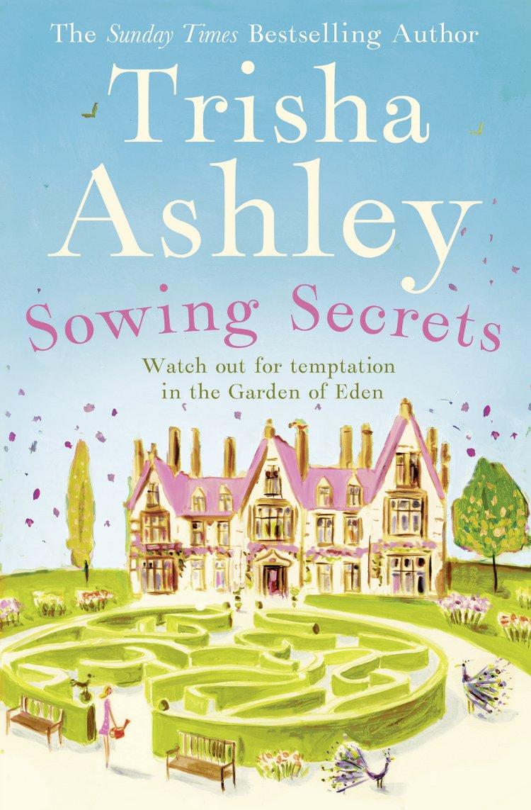 Trisha Ashley Sowing Secrets trisha ashley wish upon a star