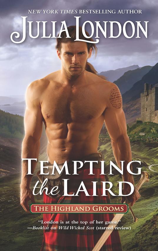 Julia London Tempting The Laird julia london tempting the laird