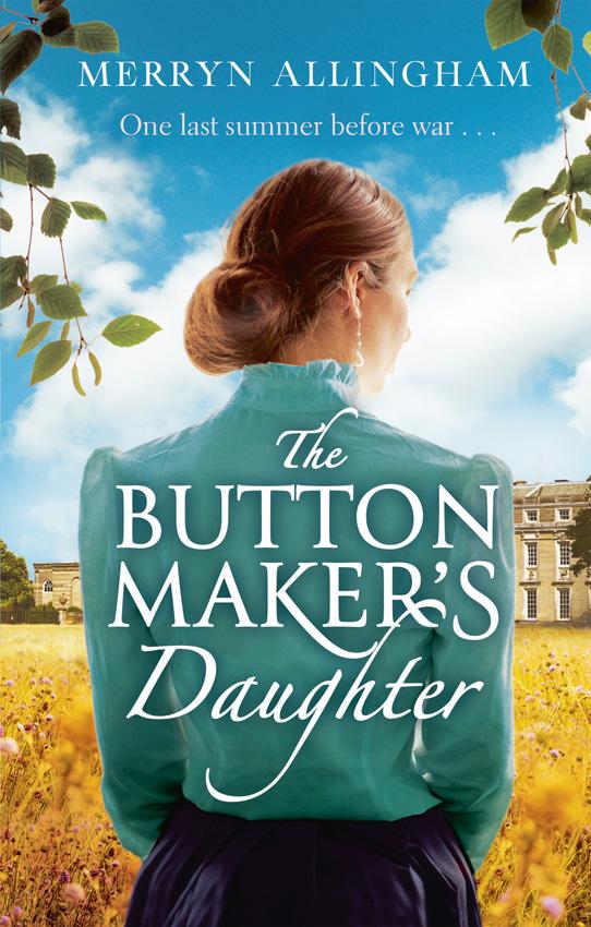 Merryn Allingham The Buttonmaker's Daughter недорого