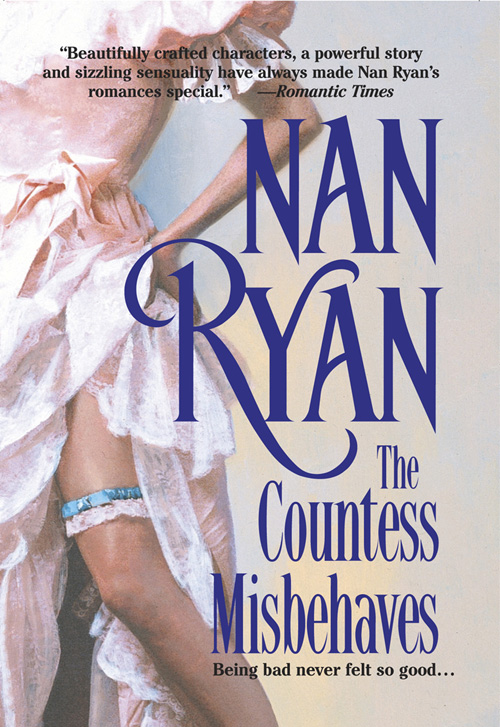 Nan Ryan The Countess Misbehaves nan ryan dearest enemy
