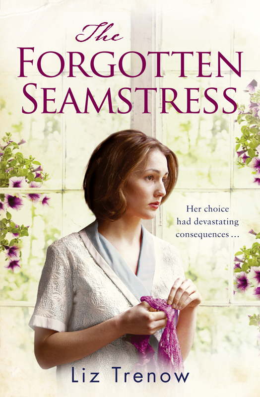 Liz Trenow The Forgotten Seamstress