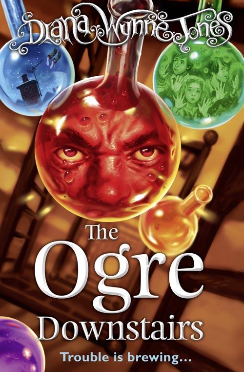 лучшая цена Diana Wynne Jones The Ogre Downstairs